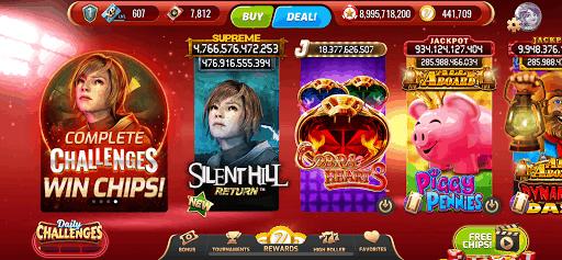 The Casino Master S Secret - Black Bean Games Slot Machine